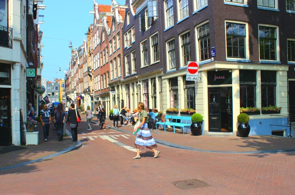 Negen Straatjes sind ein Muss in 48 Stunden in Amsterdam