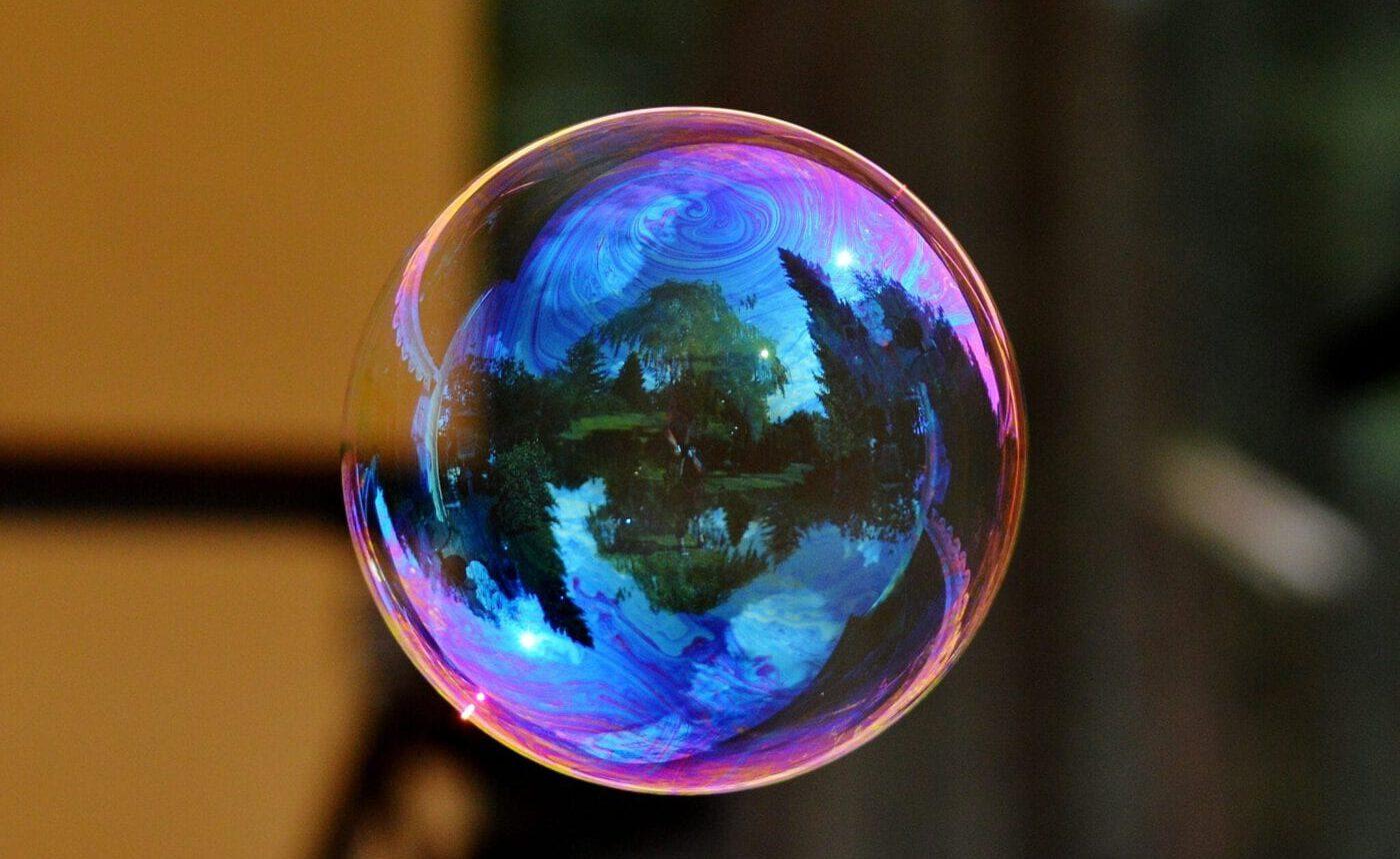 Schluss mit der Fake-Bubble