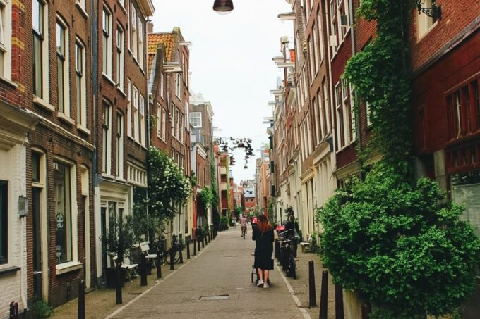 48 Stunden in Amsterdam