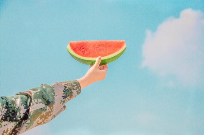 Sommer-Erfrischungen: Wassermelonen-Slushi und Nicecream aus Bananen