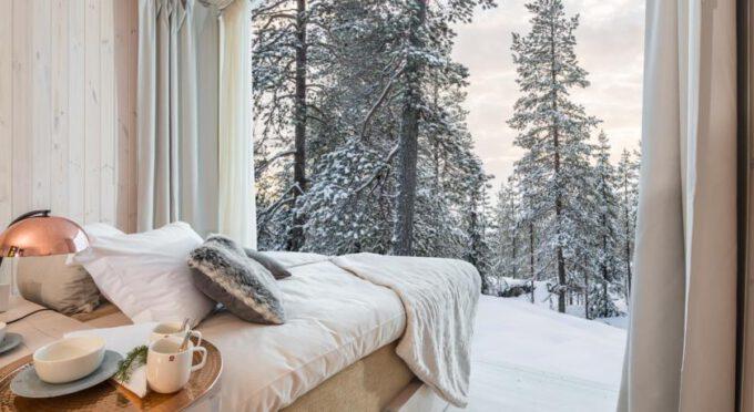 Winterhotels zum Verlieben