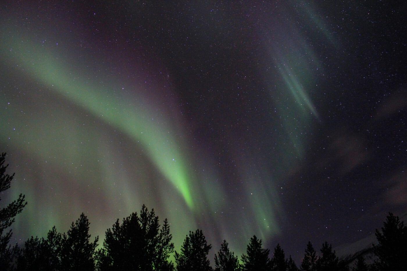 Nordlichter in Tromsø