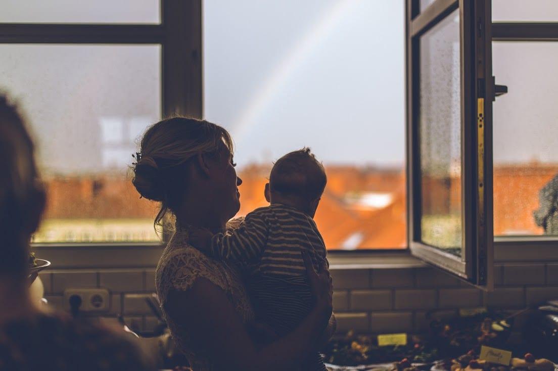 Arbeiten mit Kind