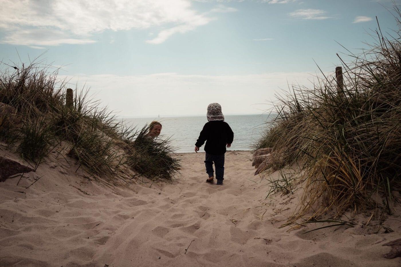 Urlaub an der Ostsee mit Kind: Die Kailua Lodge