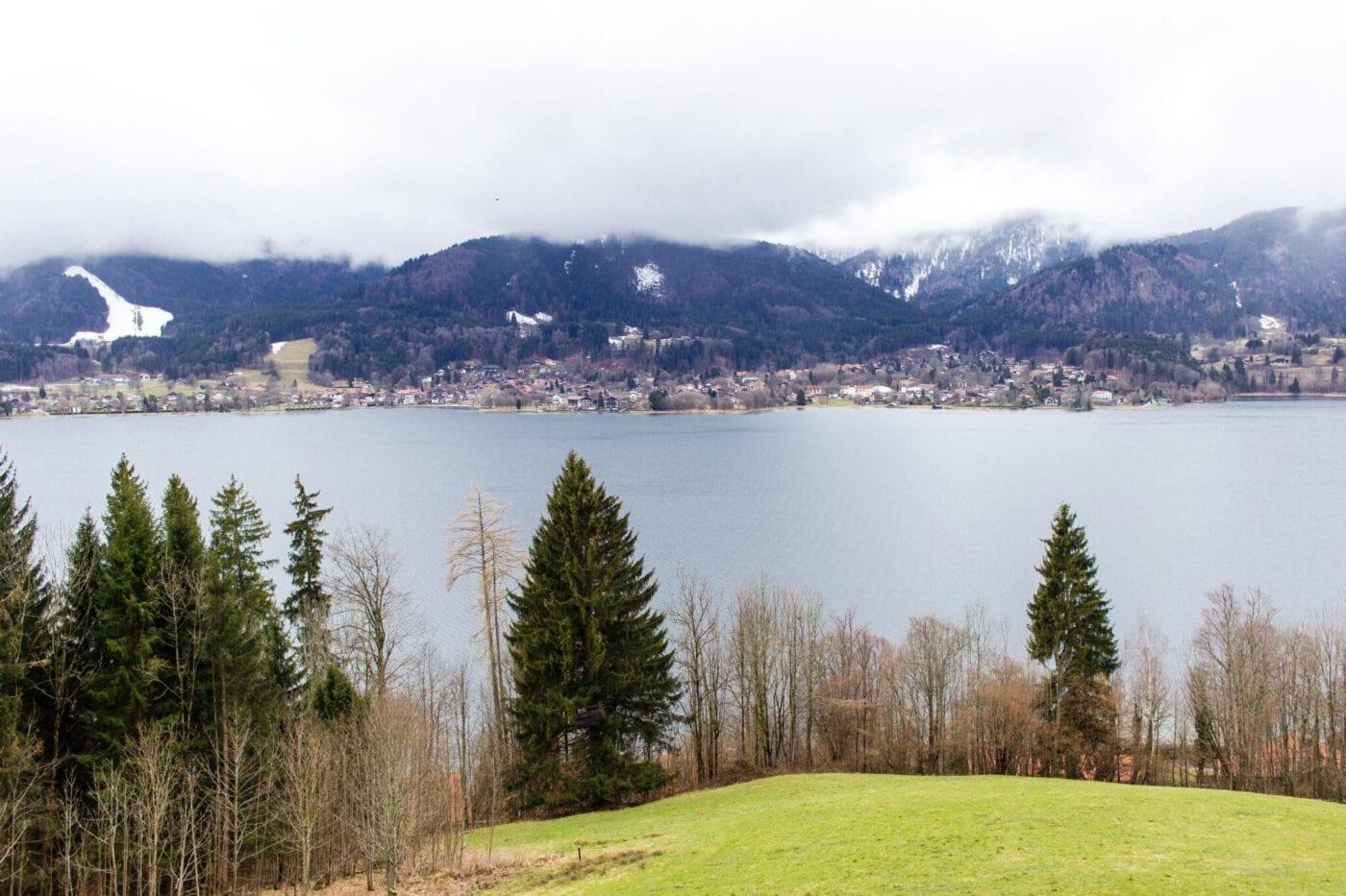 Tegernsee: Kurzurlaub im Tegernsee Hotel