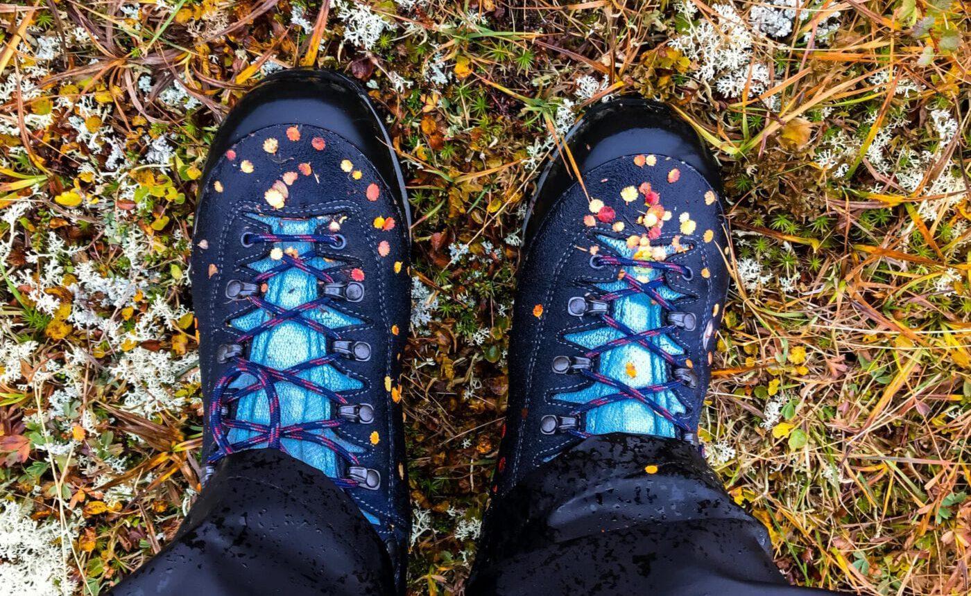 Finde den perfekten Wanderschuh in 5 Schritten