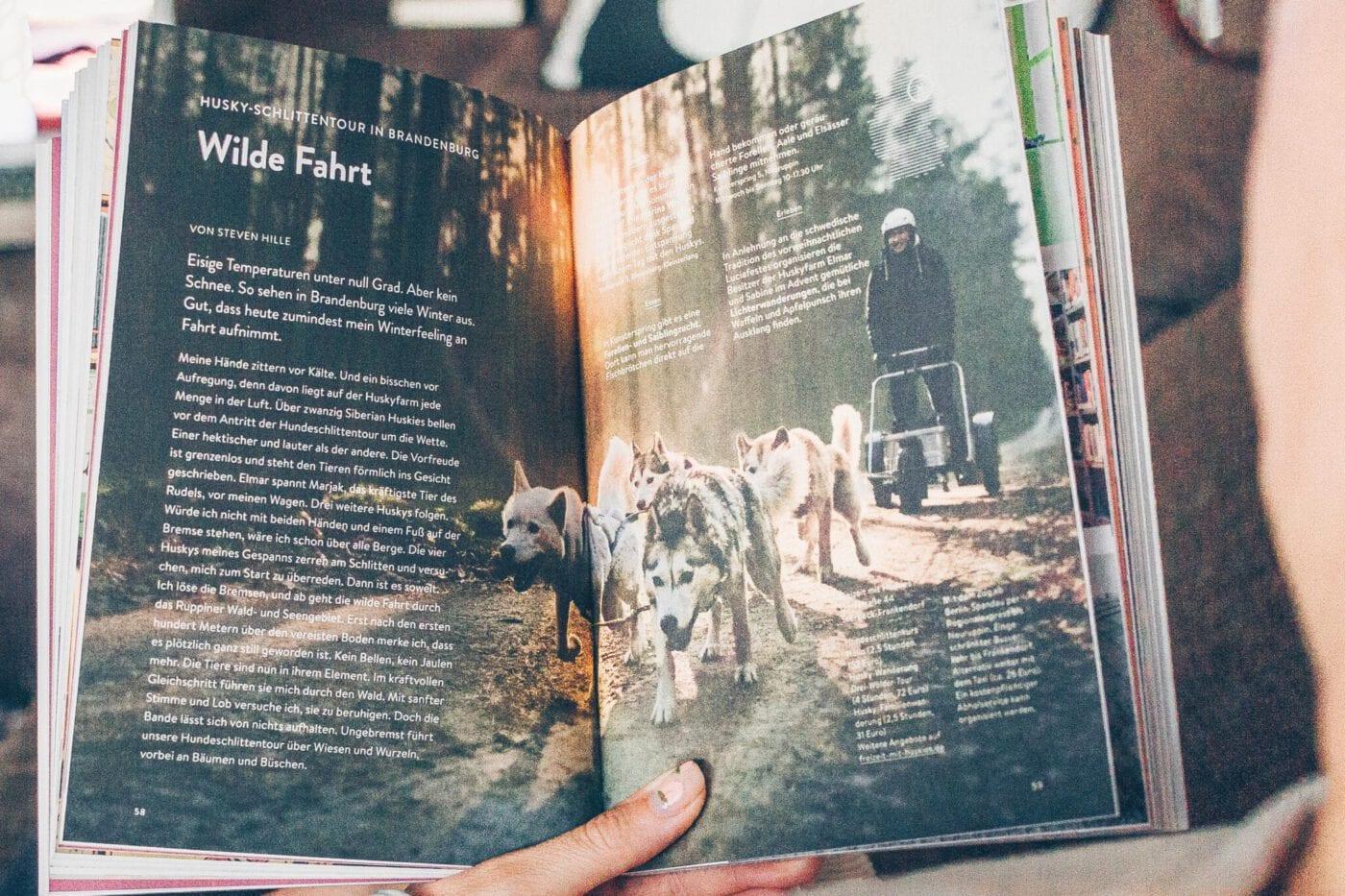 Reisedepeschen Verlag: Reisebücher, die Fernweh machen