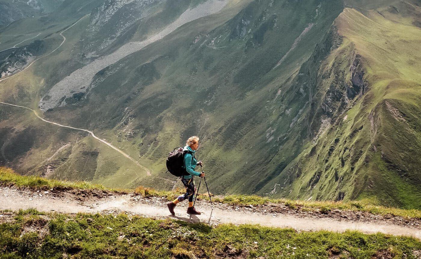 Wandern, Trekking, Spazieren: Was ist der Unterschied?