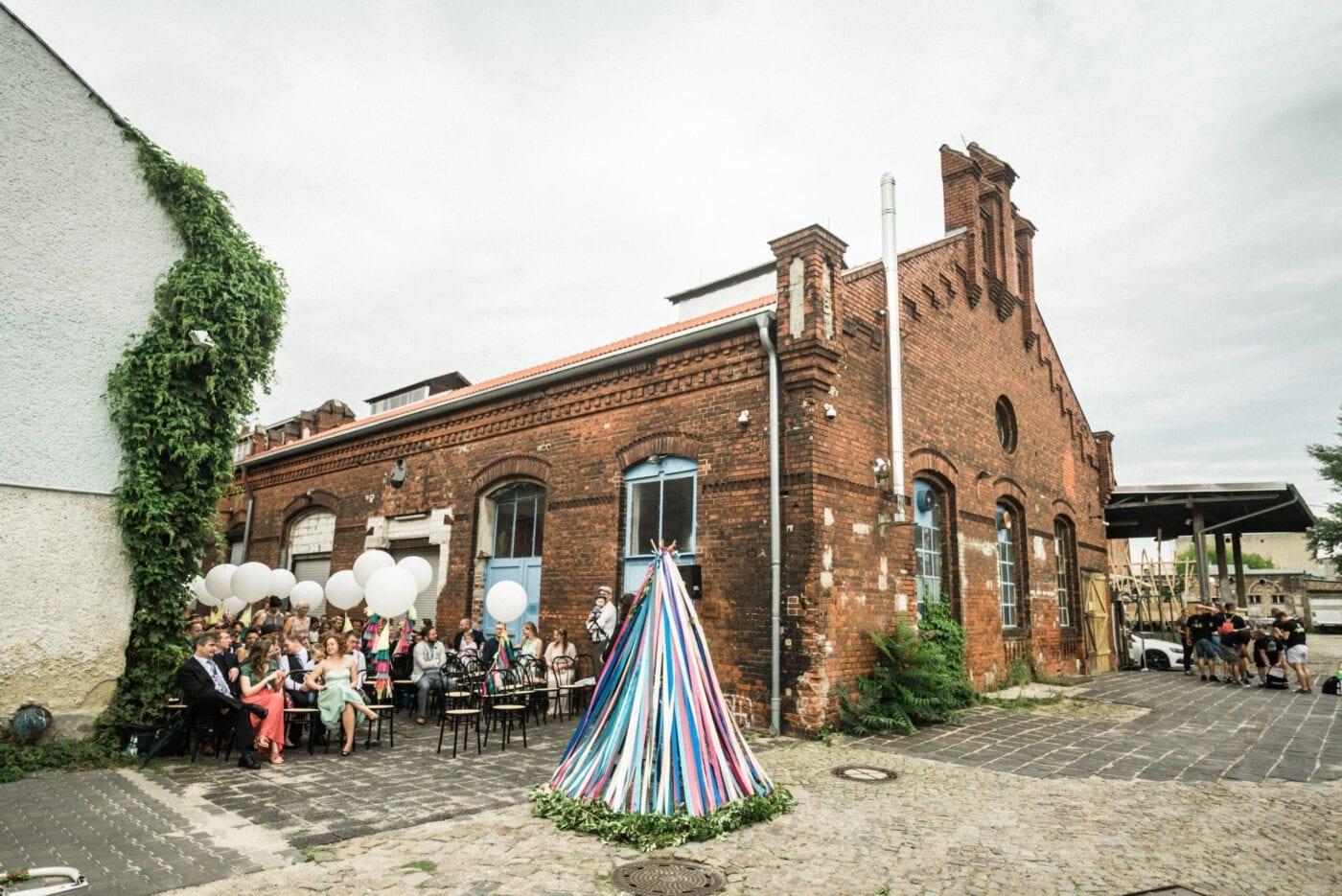Die perfekte Hochzeit mit dem Love Circus Bash