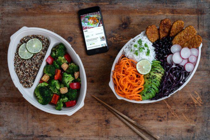 Vanilla Bean: Essen bestellen ohne Müll