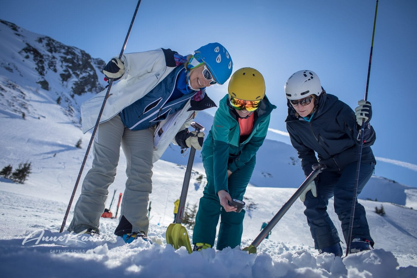 Wintersport nur für Frauen: Das Women's Winter Camp