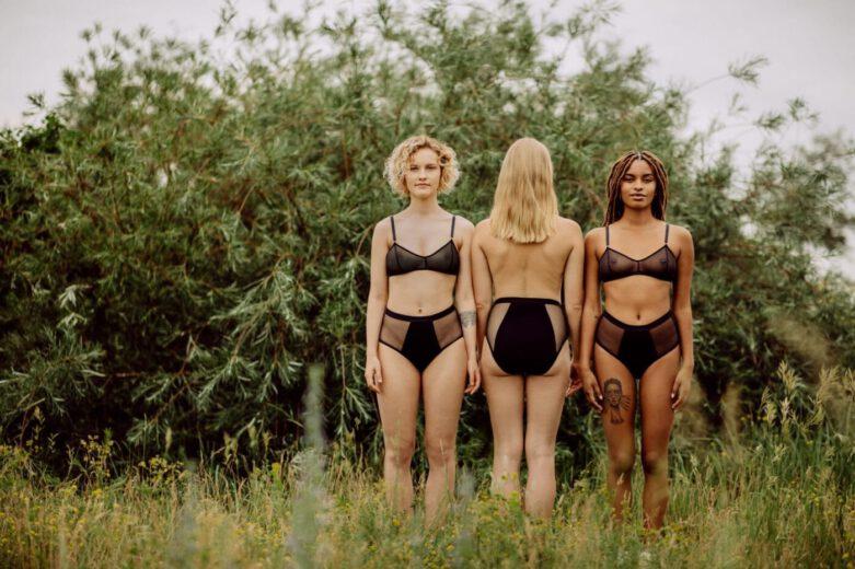 Fragen an Kora Mikino: Periodenunterwäsche aus Berlin